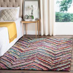 Shag Collection FSG363M Color: Multi  #rug #carpet #safavieh #safaviehrug  #trendy #homedecor #homeaccents #shophome #livingroom #diningroom #bedroom #kitchen #office #rugsforyourhome #shag #shagrug #shagcarpet #softshagrugs #shagrugdesign #stunningshagrugs #safaviehshag #safaviehshagrugs #trendyrugs #bestrugs #bestrugprices