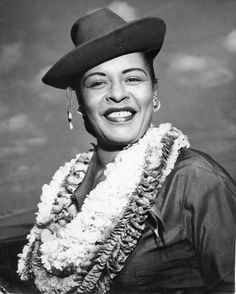 Smiling Proud- Billie Holiday
