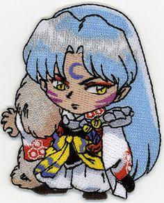 Crunchyroll - Inuyasha Sesshomaru Patch