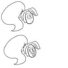 how to draw any cartoon character