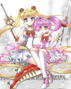 ♥Kawaii Sailor Moon and Chibiusa...♥Art by SelinMarsou ☆.。.:*・°☆.。.:*・°☆.。.:*・°☆.。.:*・° #animekawaii #kawaiioftheday #sailormooncrystal #chibiusachan  #sailorchibiusa #sailormoon #animes #moonprincess #moonkingdom #mangagirl #animelover #animesketch #animegirlkawaii #animestyle #animefan #kawaiianimegirl #cuteart #kawii #kawaiii #sailorscouts #chibimoon #animeart #mangaart #usagitsukino #otakuart #smalllady #chibiusa  #kawaiianime #mangastyle #naokotakeuchi…