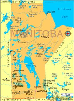 Canada Maps: Maps of Each Province & A Detailed Map of Canada Sand Lake, Great Vacation Spots, Big Bay, Northwest Territories, G Adventures, Canada Travel, Adventure Travel, North America, Appliques