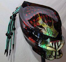 Predator 2 Motorcycle Helmet Review