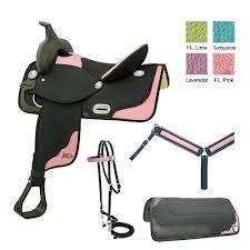 This the Cordura saddle and tack I want badly- all of it!