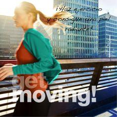 ¿Sabías que el #ejercicio es bueno para tu #piel?  1. Suben tus niveles de #oxígeno en el #cuerpo provocando que tu piel esté más radiante.  2. Te hace #sudar, abriendo los #poros de tu cuerpo, expulsando las #impurezas y #residuos.   3. La actividad física constante ayuda a prevenir la aparición de #celulitis.   Conócenos: www.proactivsolution.es  #proactivsolution #amoproactiv #belleza #skincare #cuidatupiel #MaitePerroni #tratamiento #salud