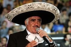 BROWNSVILLE, RGV – Mexican icon Vicente Fernández has recorded a corrido in support of Hillary Clinton for president. In Fernández sang at the GOP Convention in Philadelphia on the same… Happy Birthday In Spanish, Funny Happy Birthday Song, Happy Birthday Video, Birthday Songs, Happy Birthday Greetings, Humor Birthday, Mexican Birthday Meme, Classic Spanish Songs, Mexican Memes