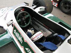 Williams FW07 F1