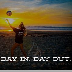 Day in. Day out @camiloker @tommyplaysvball #sand #sun