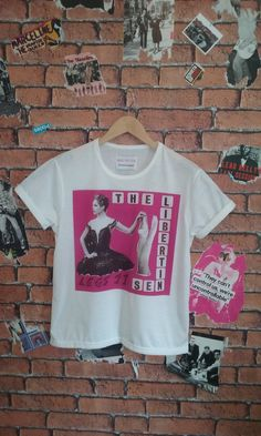 Woman's indie, band, The Libertines Legs 11 t shirt/T shirt/tee (Men's fit available) by BADYOUTHTEES on Etsy