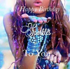 Quotes about Birthday : QUOTATION - Image : As the quote says - Description Happy Birthday! Happy Birthday Sparkle, Happy Birthday Beautiful, Happy Birthday Pictures, Happy Birthday Messages, Happy Birthday Quotes, Birthday Wishes Greetings, Birthday Blessings, Birthday Posts, Birthday Love