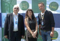 Avec Blandine Laulhé ( Casino de Pau Groupe Tranchant et Royal Lounge ).  Le Royal Lounge est Membre de Prestige & Excellence.