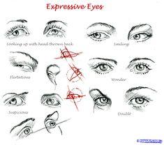 Drawing Tutorial  Eyes