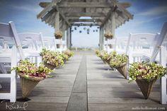 16 ideias para um casamento na praia – Weddin