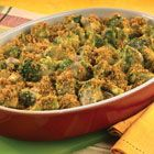 Christmas Dinner Side: Broccoli Casserole. This one is pretty close to the one my uncle Jim makes every year.