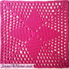 Learning to crochet can be challenging and even more, once you've learnt the basics, creating your first big project can be really intimidating. However, this is true only if you do not choose the right projects for beginners. This Easy Four Points Square pattern by Jessie Rayot is that type of project for beginners that …