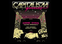 Capitalism Game Over
