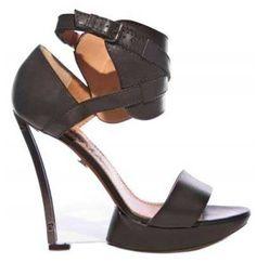 lanvin plexi wedge shoes