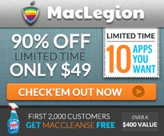 Check out The MacLegion Fall Bundle 2013! Pagico looks like an interesting GTD app to try out.