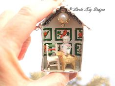 Home Is Where The Dog Is Frozen Charlotte by loreliekaydesigns