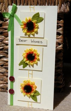 Handmade card Greeting card.