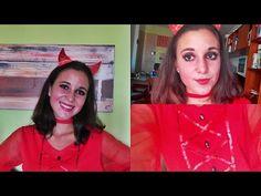 HALLOWEEN: DIY disfraz dibala + maquillaje