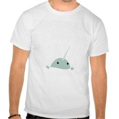 Narwhal Window Tee Shirt