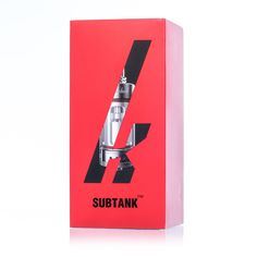 Kanger SubTank is the latest Replaceable Coil Tank / RTA from KangerTech. This one features a new innovation, the Organic Cotton Coil (OCC) which offers huge vapor. It also includes an rba assembly you can switch out with the coil, making it an Rebuildable Tank Atomizer. If you were thinking about learning to rebuild, this might be a good start as it comes with a 4 pre-built rda coils. 2 are already installed in the RBA. Just grab some extra wick and wire, then get practicing. *IMPORTANT…