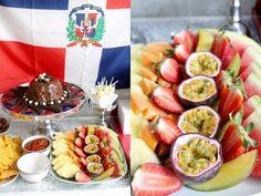 Juhlahuuma: Dominican party