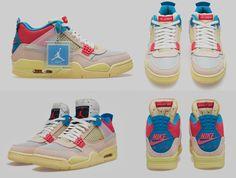 "🙌 Union x Air Jordan 4 ""Guava"" - für uns der beste Colorway.  💻 Klickt den Link in der BIO für alle weiteren Infos & Bilder  #air #airjordan #aj4 #basketball #basketballshoes #grailify #hypebeast #igsneakercommunity #jordan #jordandepot #jordans #jordansdaily #jumpman23 #kicks #kicksonfire #kickstagram #michaeljordan #nicekicks #nike #sneaker #sneakercommunity #sneakerfreaker #sneakerhead #sneakerheads #sneakerlove #sneakernews #streetwear #vintagenike #walklikeus #wdywt Jordan 4, Michael Jordan, Air Jordan Sneakers, Jordans Sneakers, Air Jordans, Vintage Nike, Converse, Stylish Mens Outfits, Hypebeast"