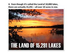 News – Minnesota Awesome.  Many other Minnesota facts at site.