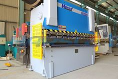 This is our WC67Y press bending machine for-63T/2500 It can bend 3-4 mm thickness and 3200 mm width metal sheet The machine controller system is E21, and you also can choose the DA41 and DA52 Esta es nuestra wc67y prensa plegadora for-63t / 2500 Se puede doblar 3 - 4 mm de espesor y 3200 mm ancho chapa El controlador de la máquina sistema es E21, y usted tambien puede elegir la da41 y da52 If you have the interest, please contact me. My mail :ivy@harsle.com  My skype :ivyzhang1991826  My…