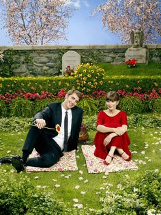 Pushing Daisies. The sweetest, prettiest and most fun show nobody watched!