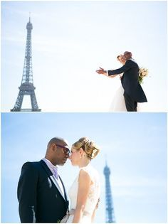 interracial paris wedding - Google Search