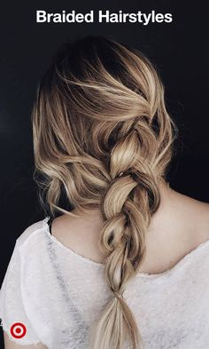 Braids are the perfect summer hairstyle. Learn how to French braid & find ideas & accessories for short, medium or long hair.