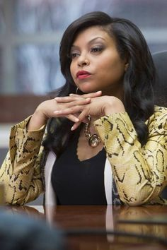 "Cookie Lyon (Taraji P. Henson) returns from jail to claim her share of the company in the premiere episode of ""Empire,"" airing Wednesday, Jan. 7, on FOX."