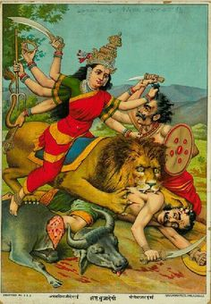 माँ अष्टभुजा ( eight handed goddess ) Durga Maa, Shiva Shakti, Durga Goddess, Hanuman, Krishna, Indian Gods, Indian Art, Navratri Wallpaper, Navratri Images
