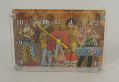One Piece : Clock http://www.japanstuff.biz/ CLICK THE FOLLOWING LINK TO BUY IT ( IF STILL AVAILABLE ) http://www.delcampe.net/page/item/id,0375242225,language,E.html