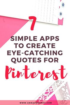 Creating Simple Apps to be Eye-Catching and Visually appealing for a content is . Online Marketing, Social Media Marketing, Marketing Tools, Social Networks, Affiliate Marketing, App Design, Rich Pins, Pinterest Profile, Pinterest Pinterest