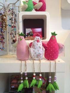 Chicken Gifts | Decorative Chicken | Kitchen Hen Ornament | Spotty Hen