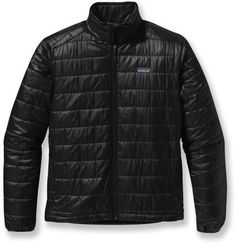 Patagonia Nano Puff Jacket. UL mid-layer... time to move up in the world.