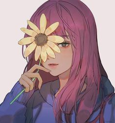 Find images and videos about art, anime and wallpaper on We Heart It - the app to get lost in what you love. Pretty Anime Girl, Kawaii Anime Girl, Anime Art Girl, Anime Girls, Aesthetic Anime, Aesthetic Art, Manga Girl, Anime Style, Fille Anime Cool