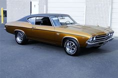 1969 Chevelle SS