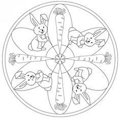 65 Besten Mandala Ostern Bilder Auf Pinterest Easter Eggs