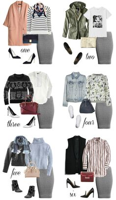 I began this series a few months ago to help inspire you to use your wardrobe staples to the...