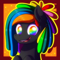 -PC- Rainbow Splash Icon -2015- by Arastane-Siryphia.deviantart.com on @DeviantArt