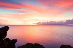 clouds sea water sky nature (to get full size image visit the site)