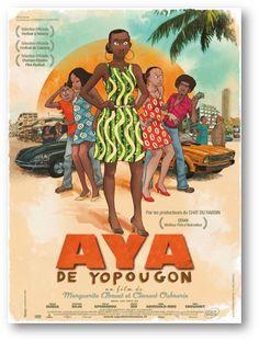 Nouveau concours: AYA DE YOPOUGON Des goodies à gagnerr