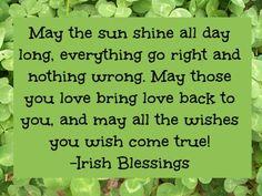 irish3 Tuesday Morning March 17 2015 Inspiration  http://kenndixon.com/tuesday-morning-march-17-2015-inspiration/ #stparicksday #irish #happy #proverb #success #love @kenndixon