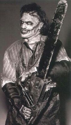 Leather Face (The Texas Chainsaw Massacre)