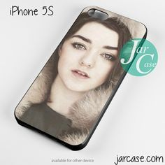 Game of Thrones Arya Phone case for iPhone 4/4s/5/5c/5s/6/6 plus